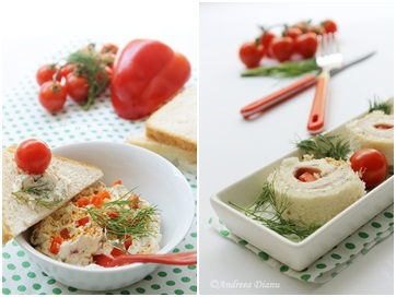Aperitive si Salate