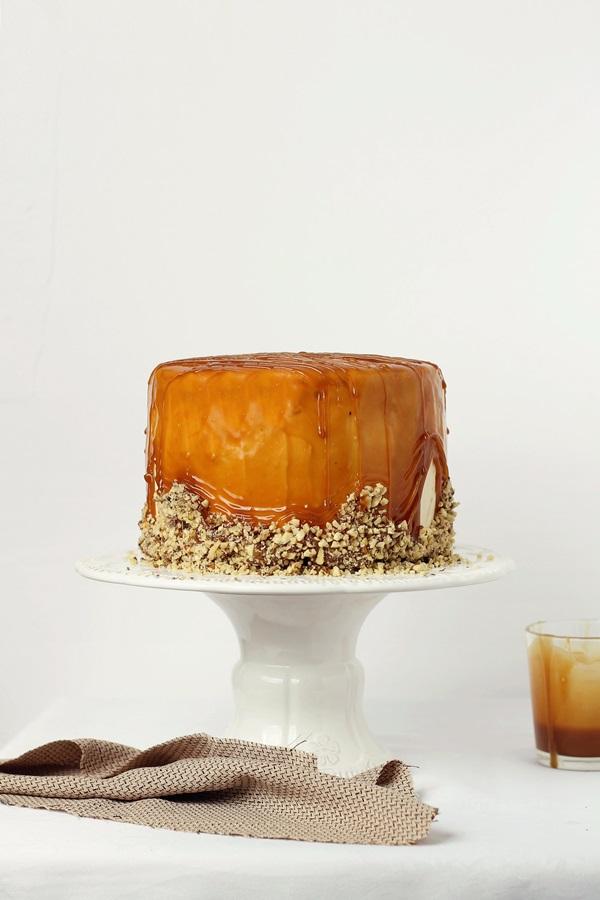 tort cu caramel